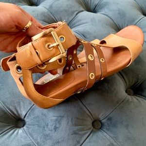 Cole Haan Leather Sandals!